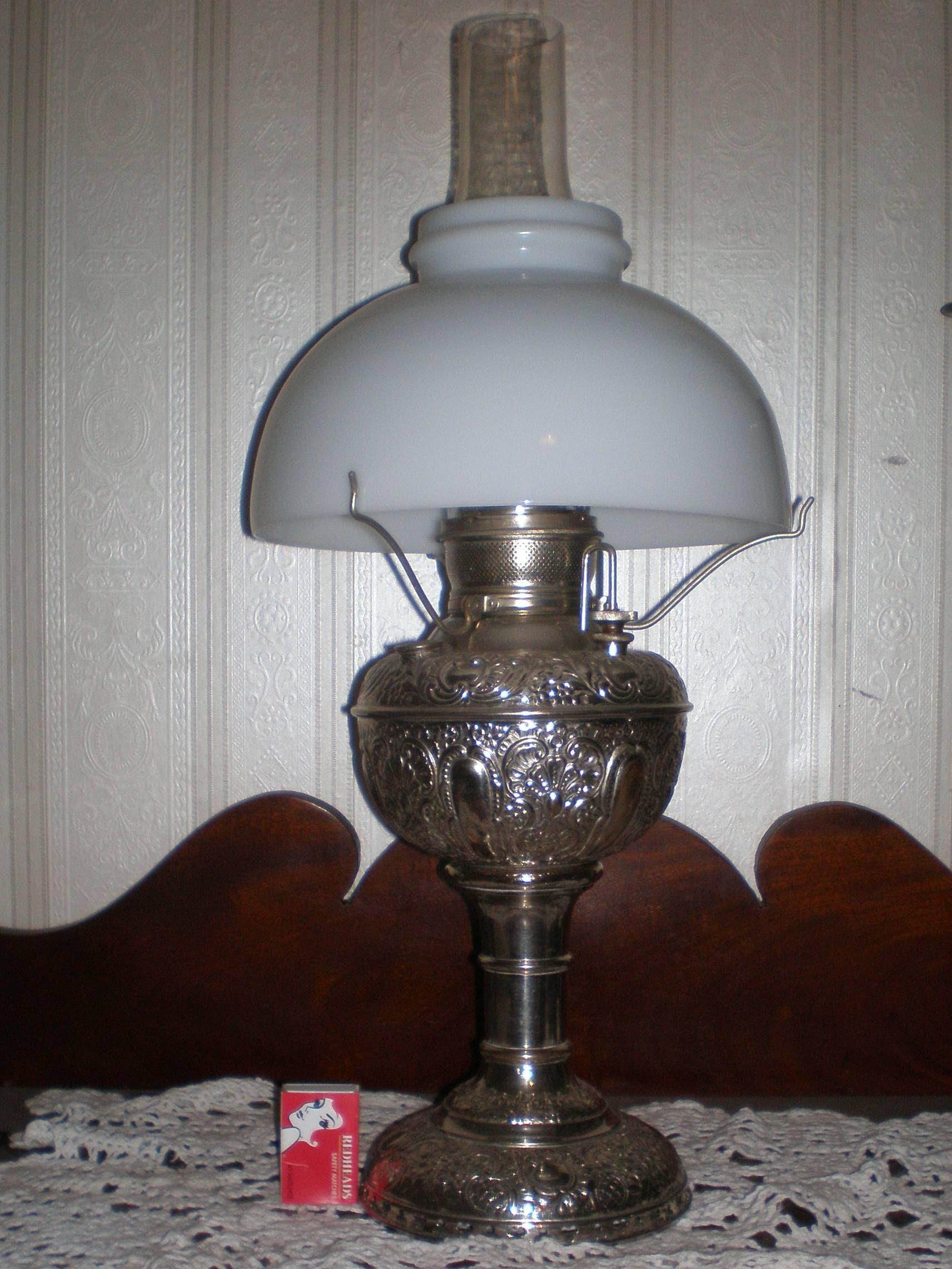 Millerno 2tablelamps Edward Miller Amp Company Of Meriden